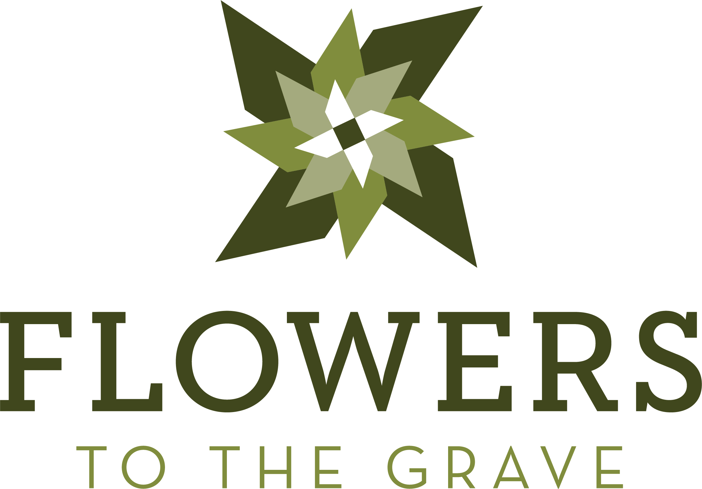 Flowers To The Grave Logo